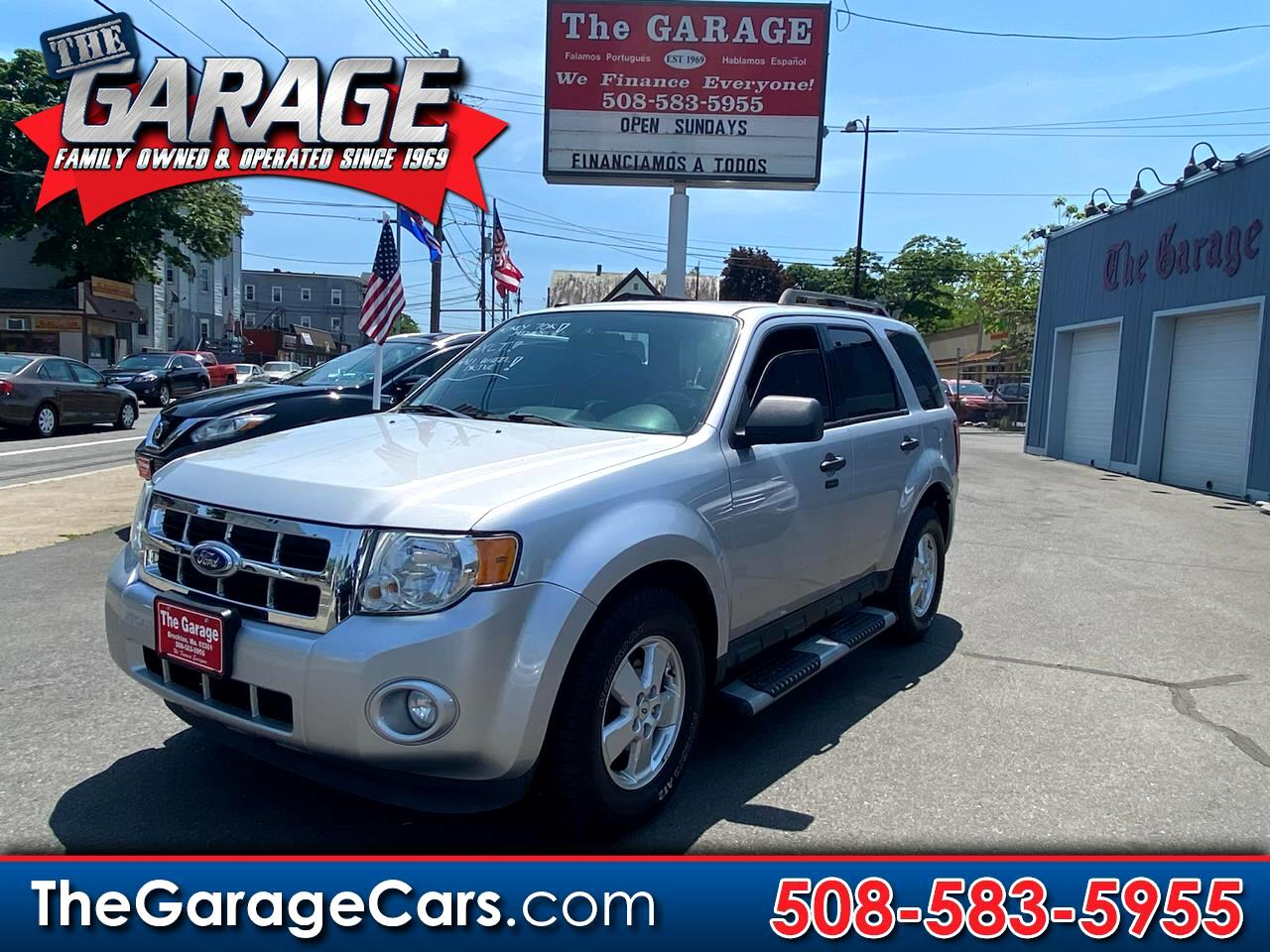 Ford Escape 4WD 4dr XLT 2012