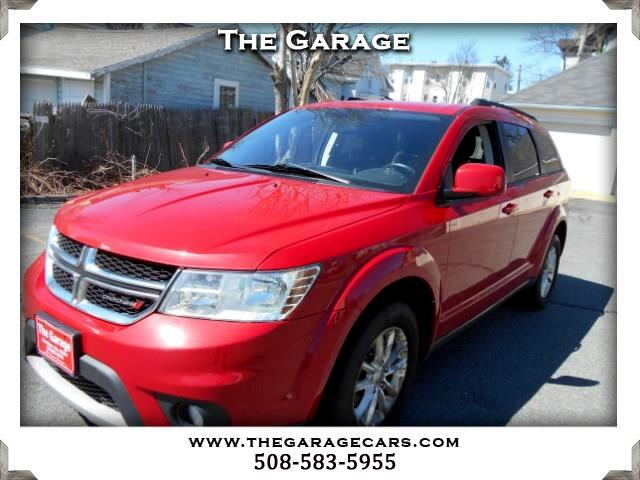 2015 Dodge Journey AWD 4dr SXT