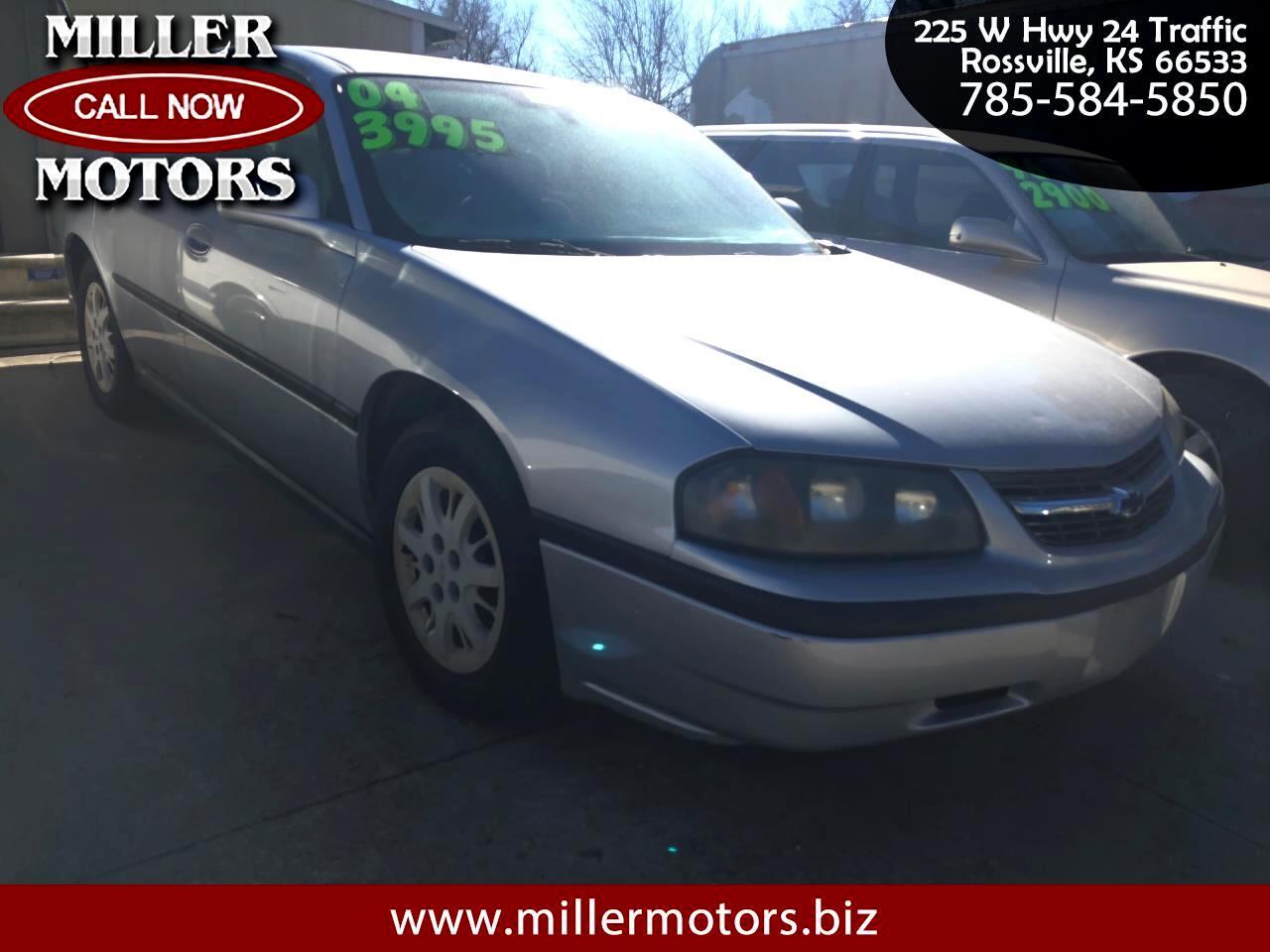 2004 Chevrolet Impala 4dr Sdn