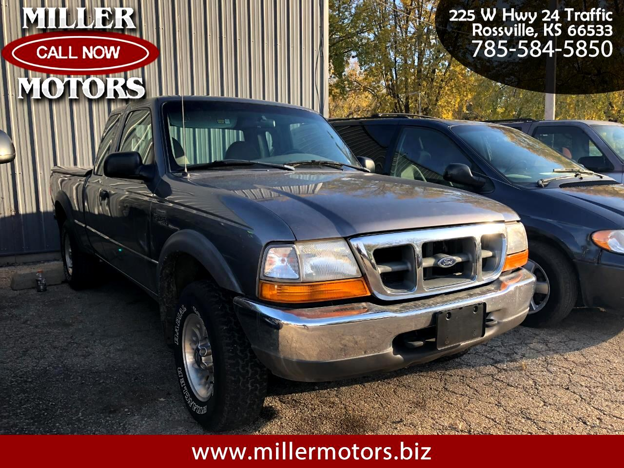 1999 Ford Ranger Supercab 126