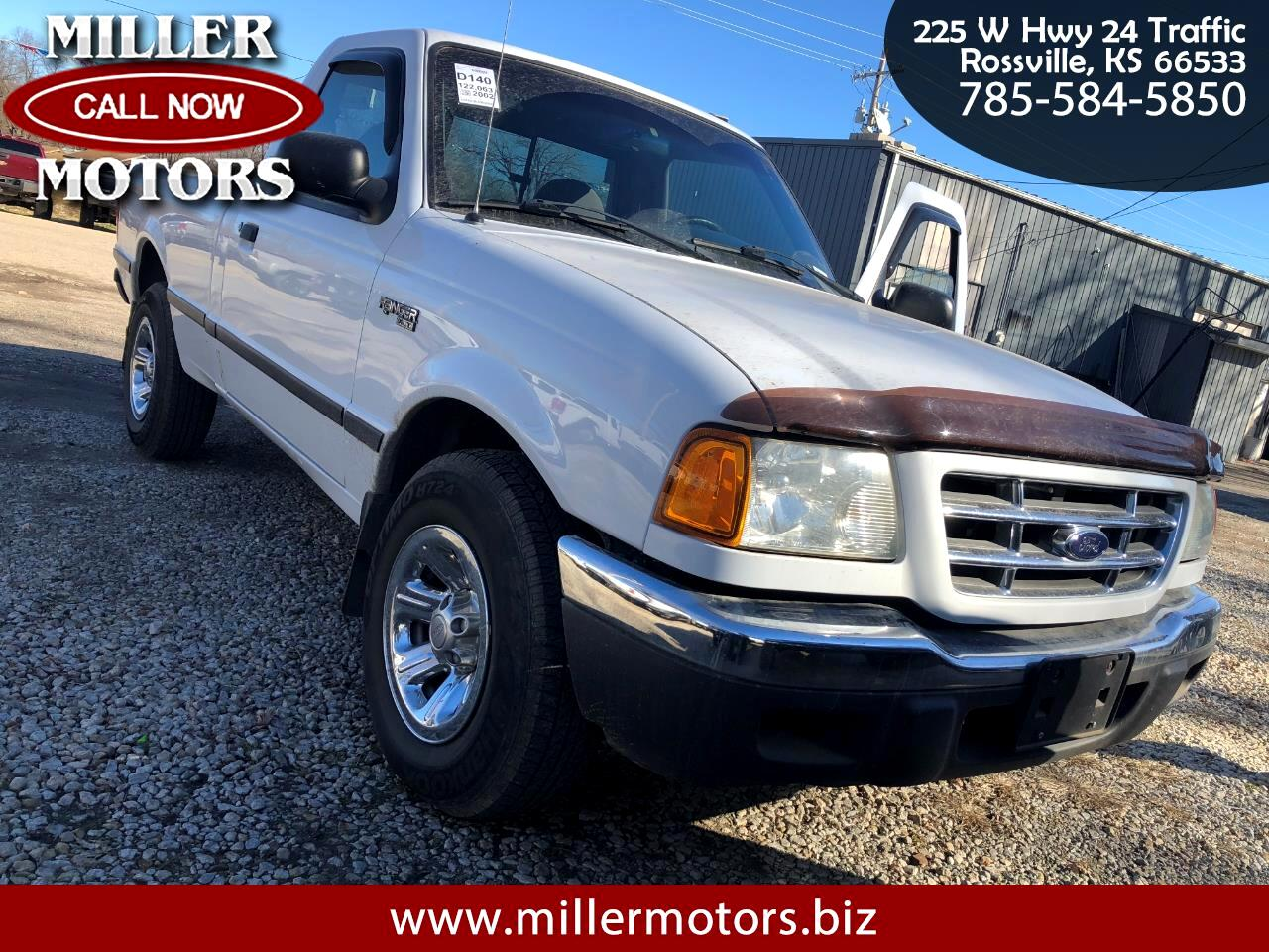 2002 Ford Ranger Regular Cab 2WD