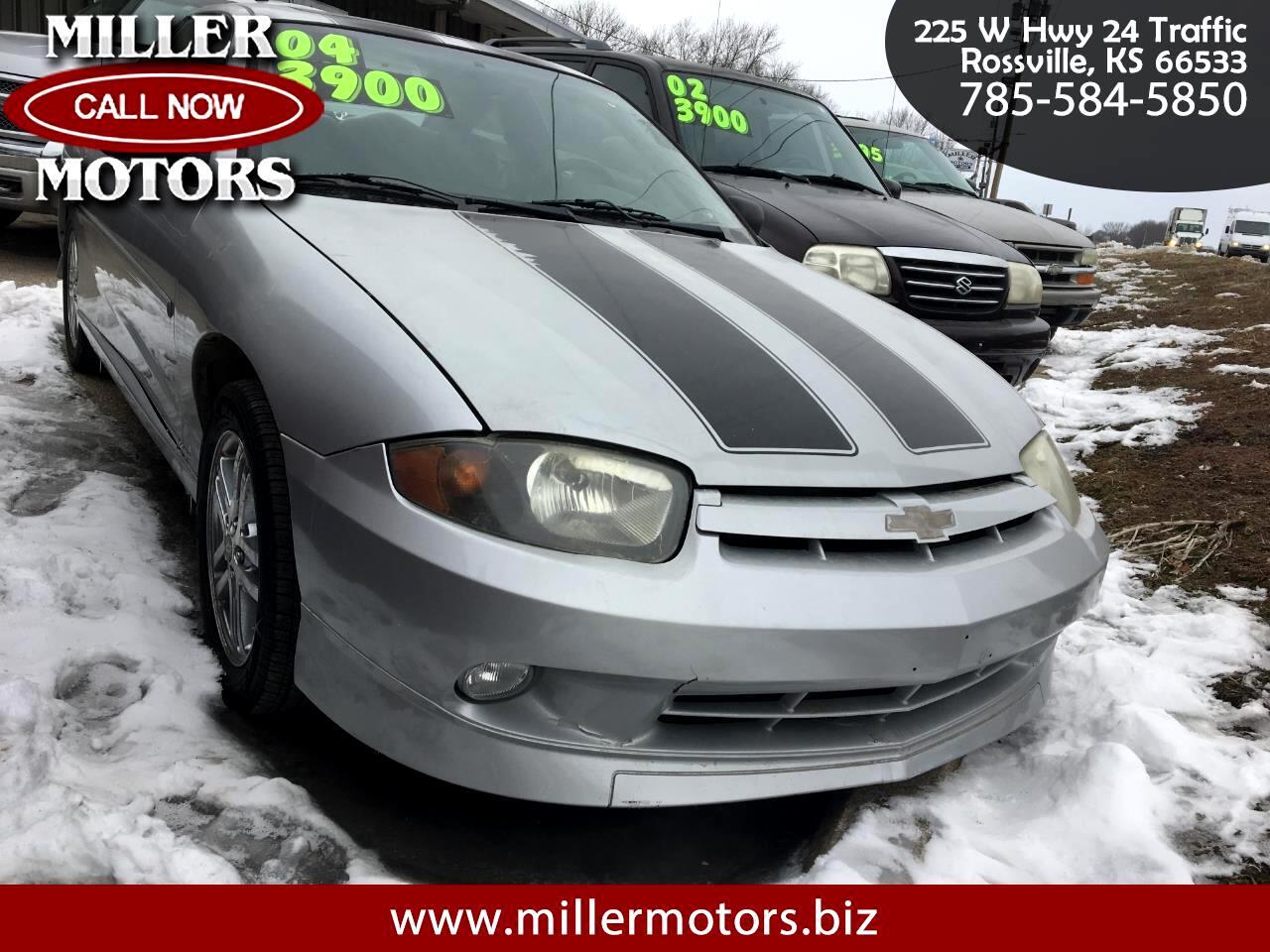 2004 Chevrolet Cavalier 2dr Cpe LS Sport