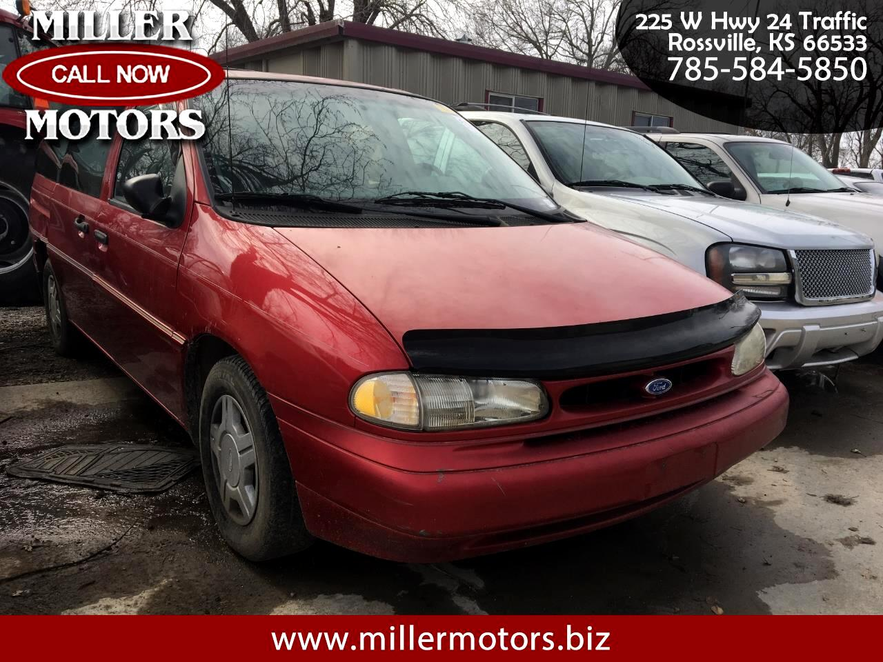 1996 Ford Windstar 120.7