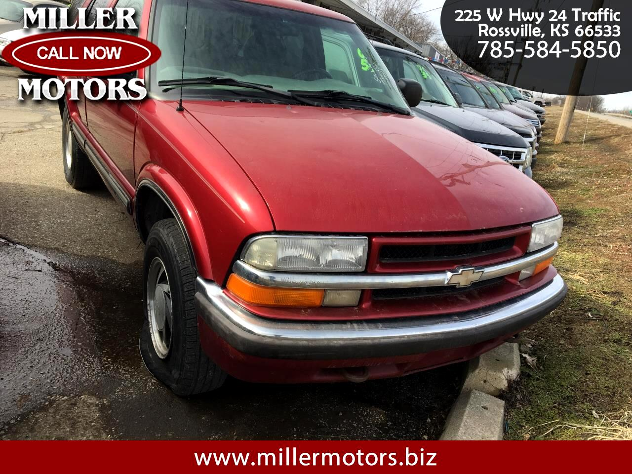 2000 Chevrolet Blazer 4dr 4WD LT