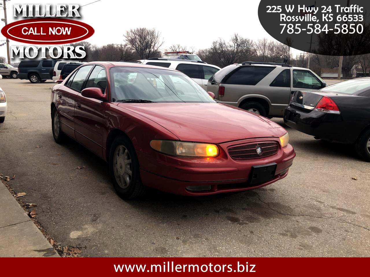 1999 Buick Regal 4dr Sdn LSE