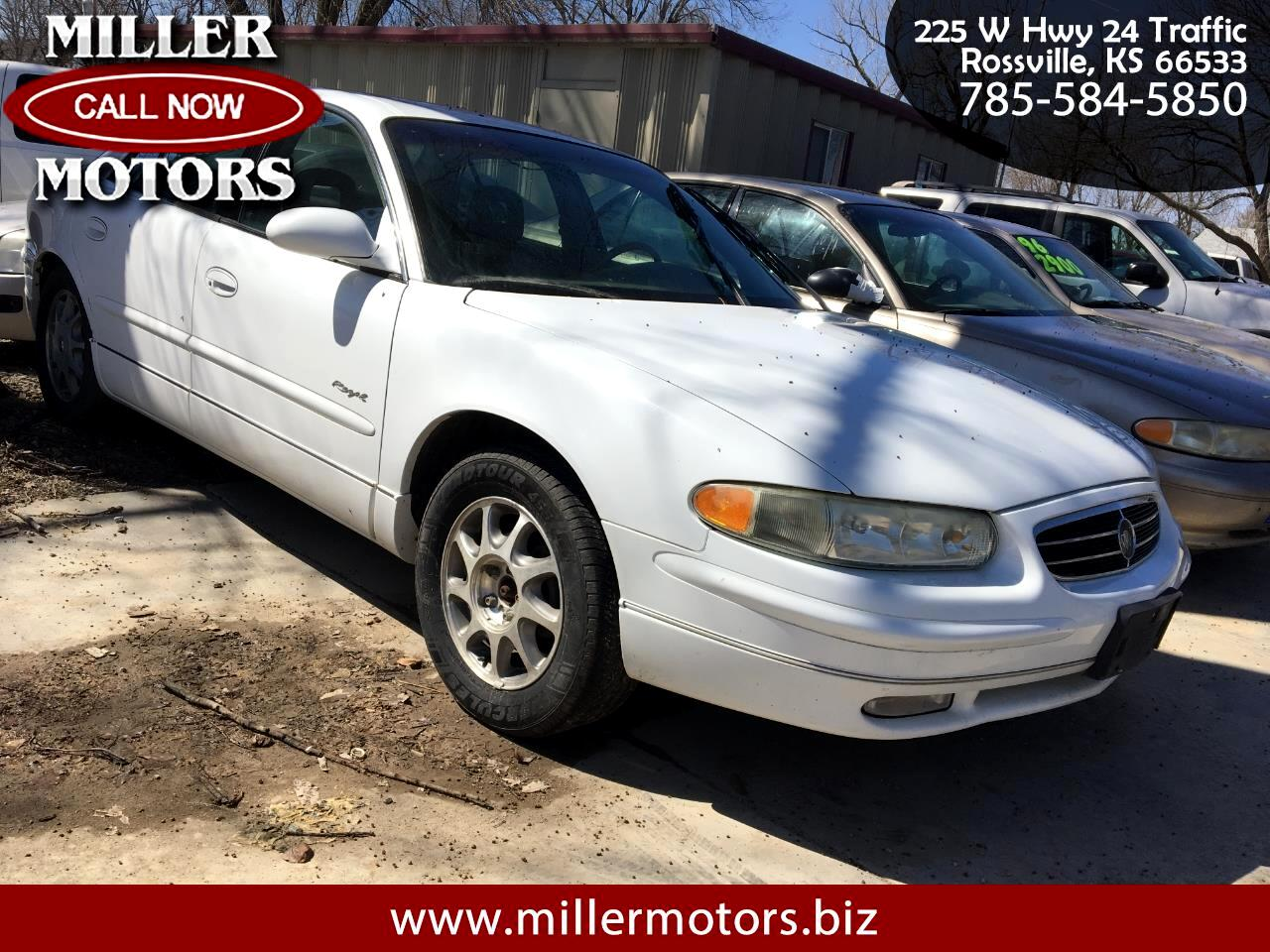 1998 Buick Regal 4dr Sdn LS