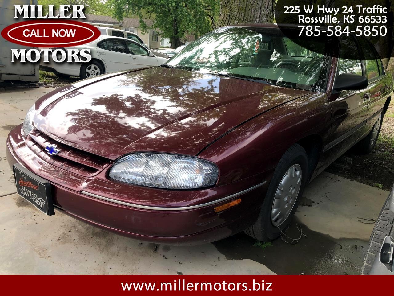 2000 Chevrolet Lumina 4dr Sdn