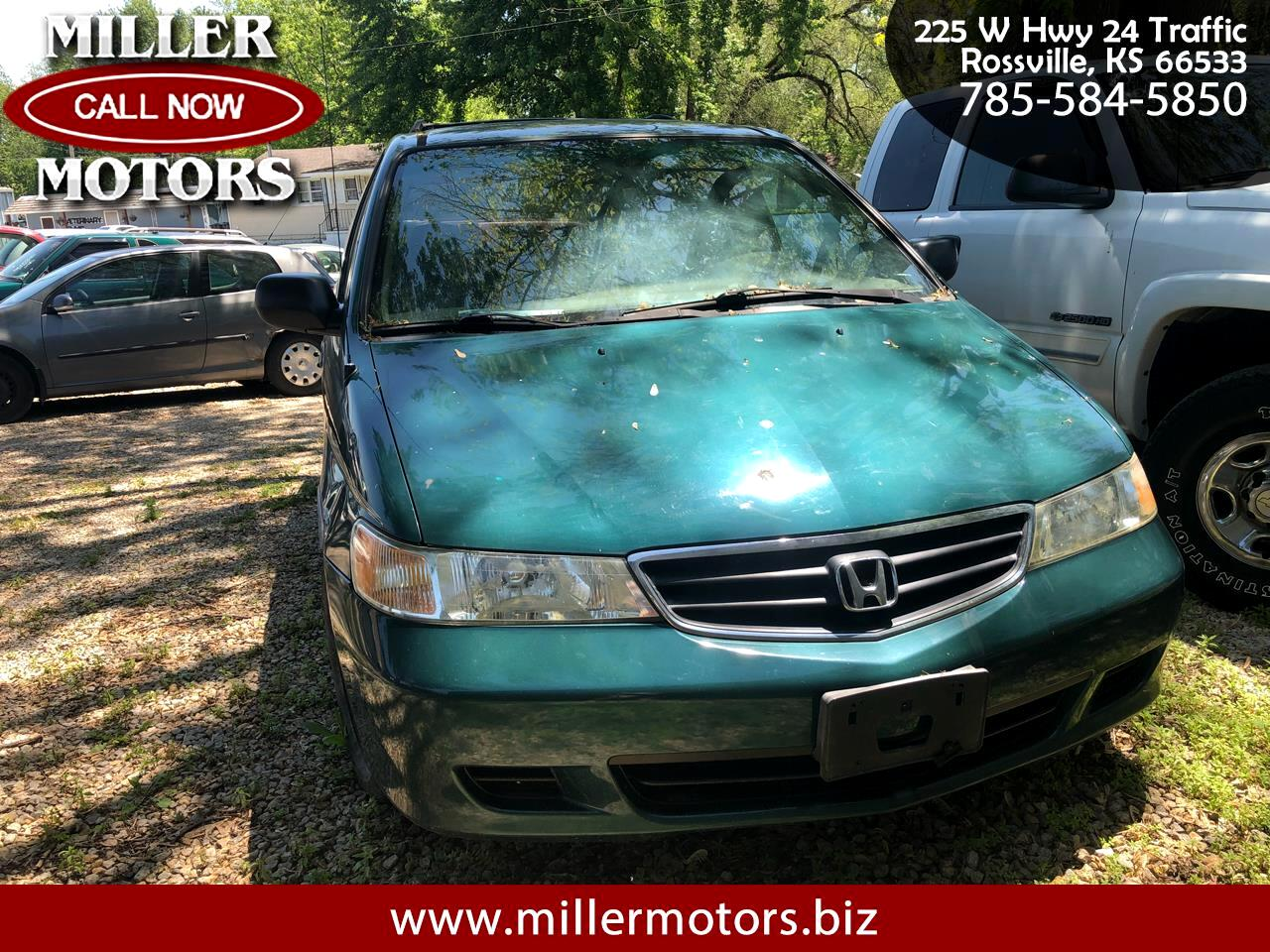 2003 Honda Odyssey 5dr LX
