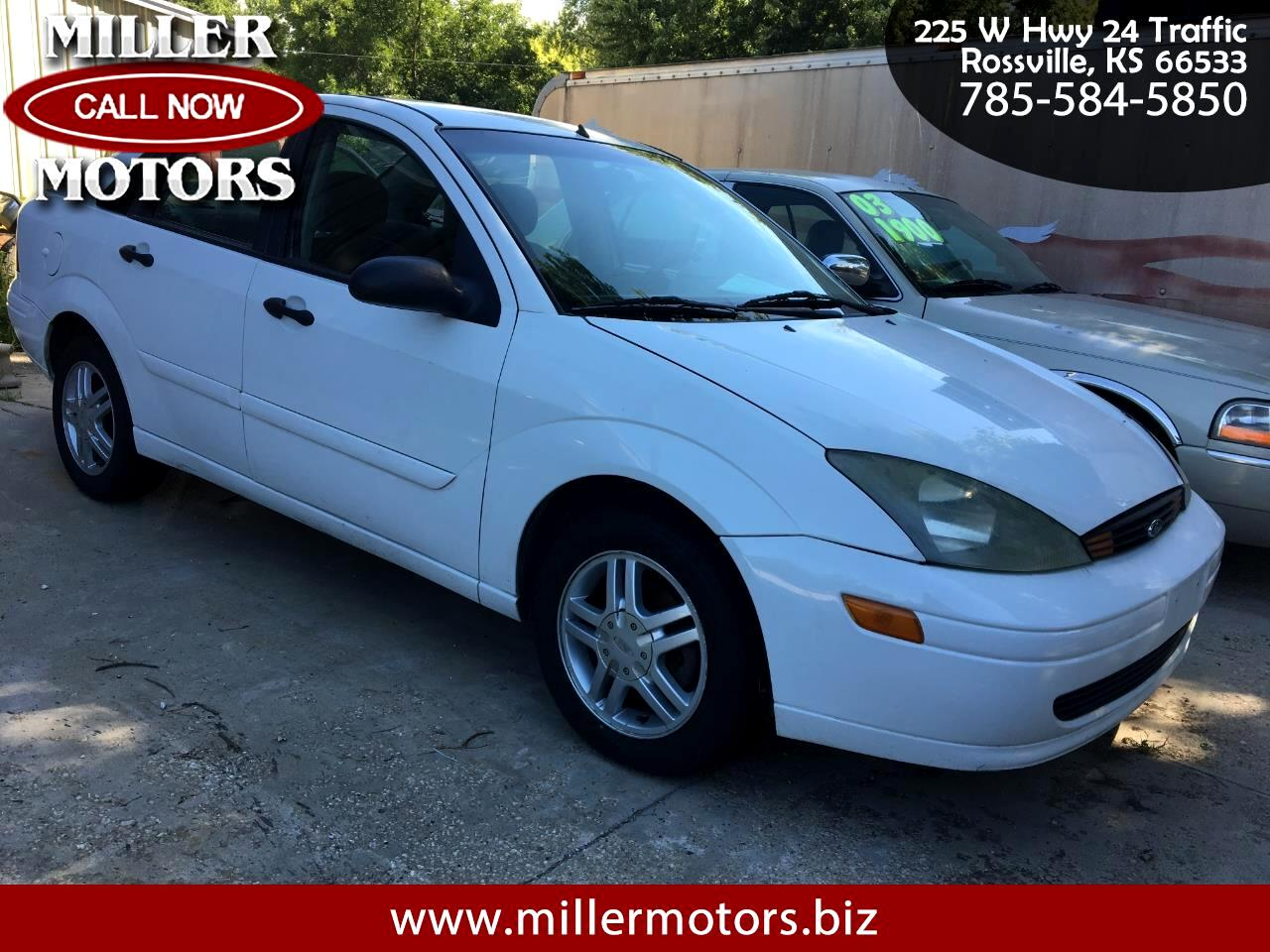 Ford Focus 4dr Sdn SE 2003