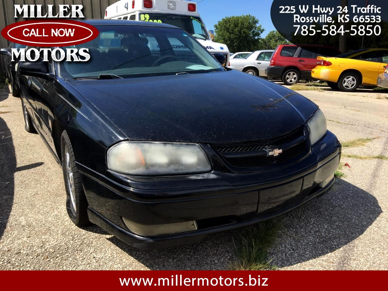 Chevrolet Impala 4dr Sdn SS Supercharged 2005