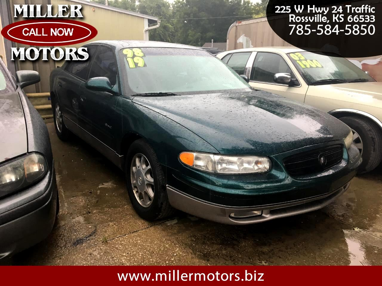1998 Buick Regal 4dr Sdn GS