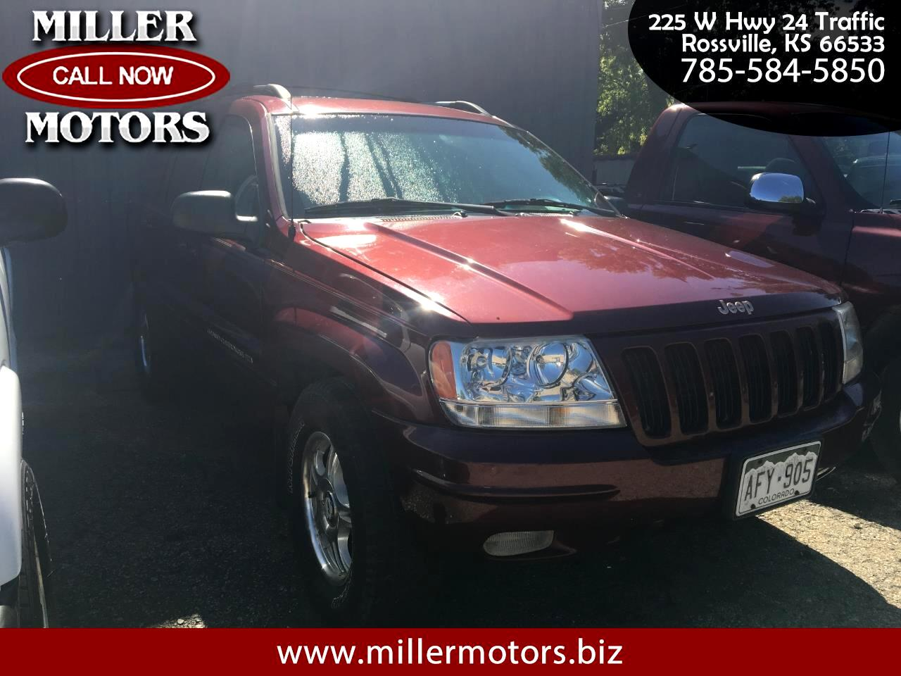 Jeep Grand Cherokee 4dr Limited 4WD 1999