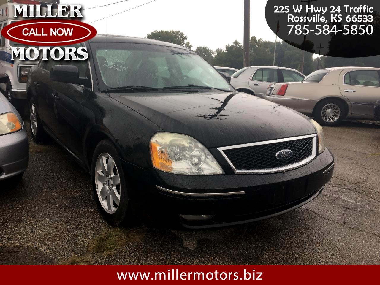 Ford Five Hundred 4dr Sdn SEL 2006