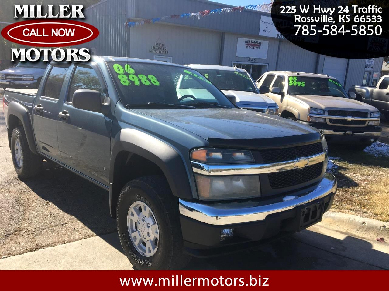 Chevrolet Colorado LT1 Crew Cab 2WD 2006