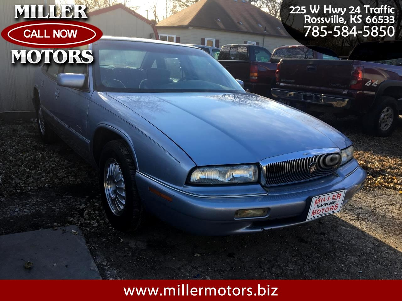 Buick Regal 4dr Sedan Custom 1995
