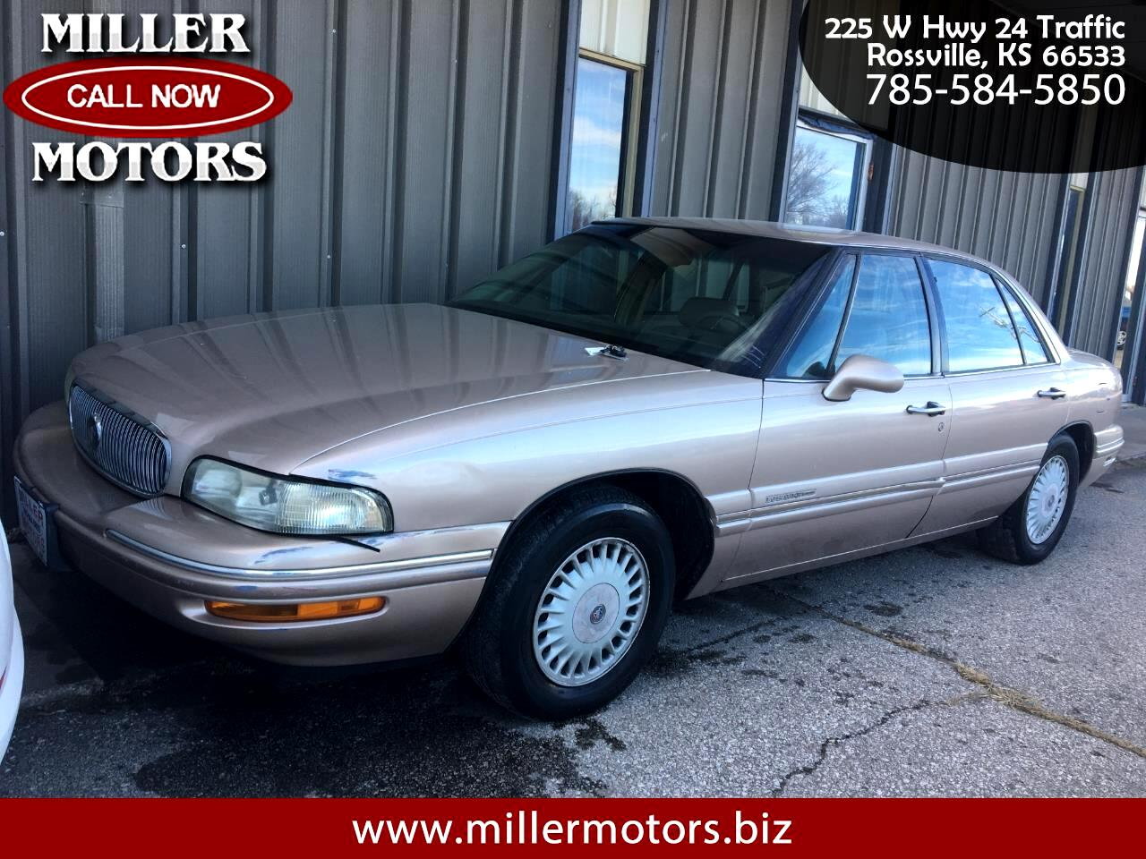 Buick LeSabre 4dr Sdn Limited 1999
