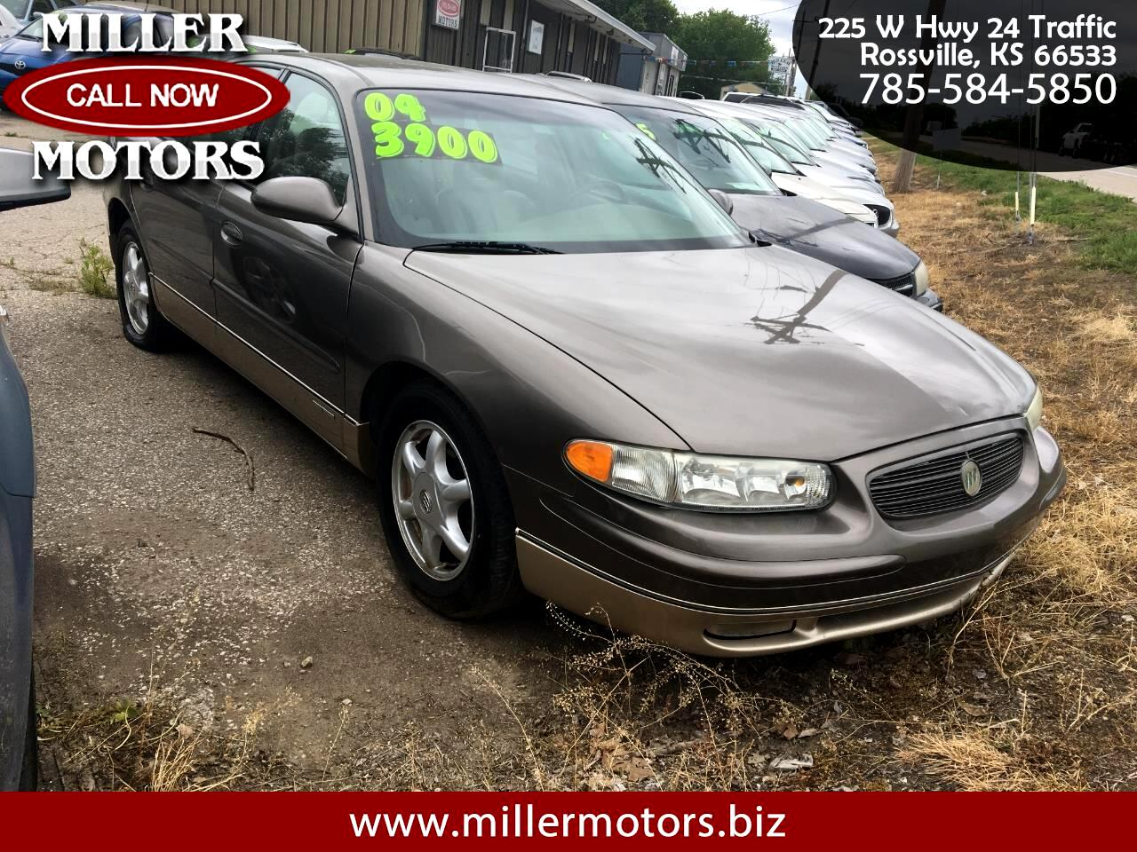 Buick Regal 4dr Sdn GS 2004