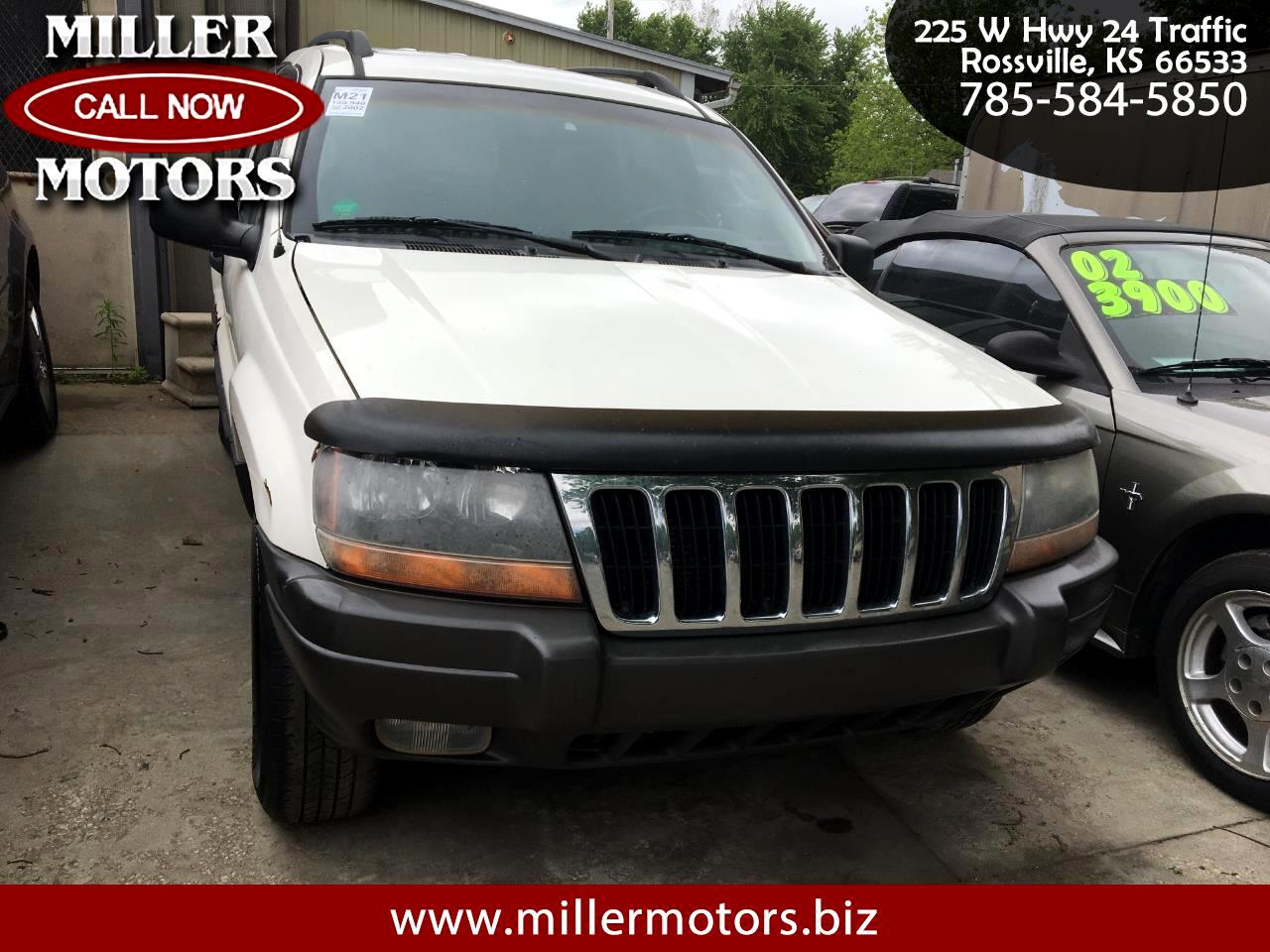 Jeep Grand Cherokee 4dr Laredo 2002