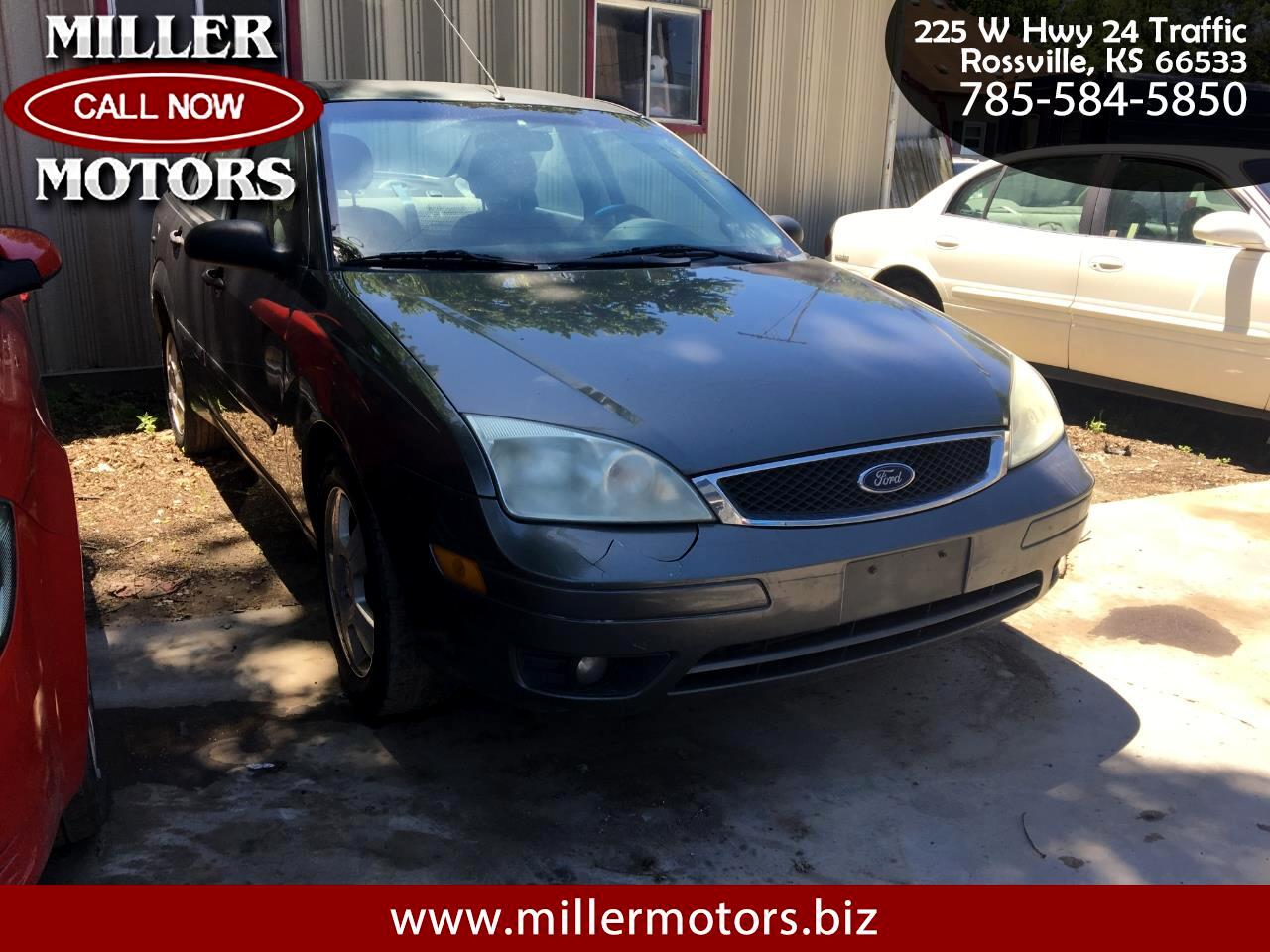 Ford Focus 4dr Sdn ZX4 SES 2006