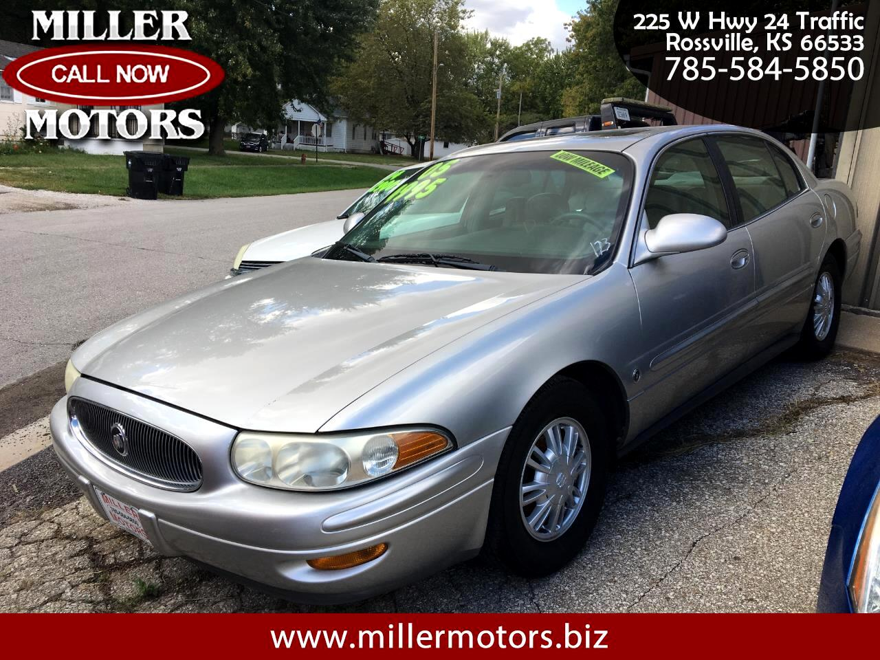 2005 Buick LeSabre 4dr Sdn Limited