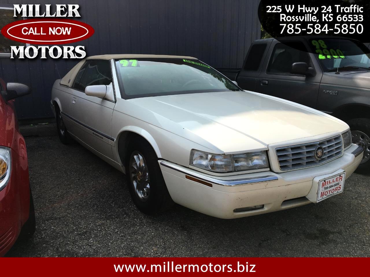 Cadillac Eldorado 2dr Cpe 1997