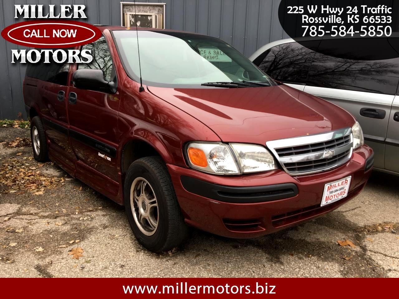 Chevrolet Venture Ext WB w/LT 1SD Pkg 2003