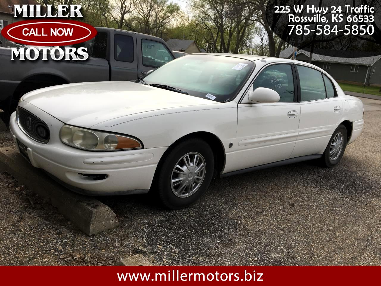 Buick LeSabre 4dr Sdn Limited 2004
