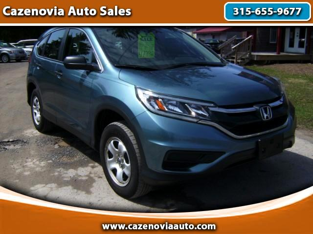 2015 Honda CR-V LX 4WD