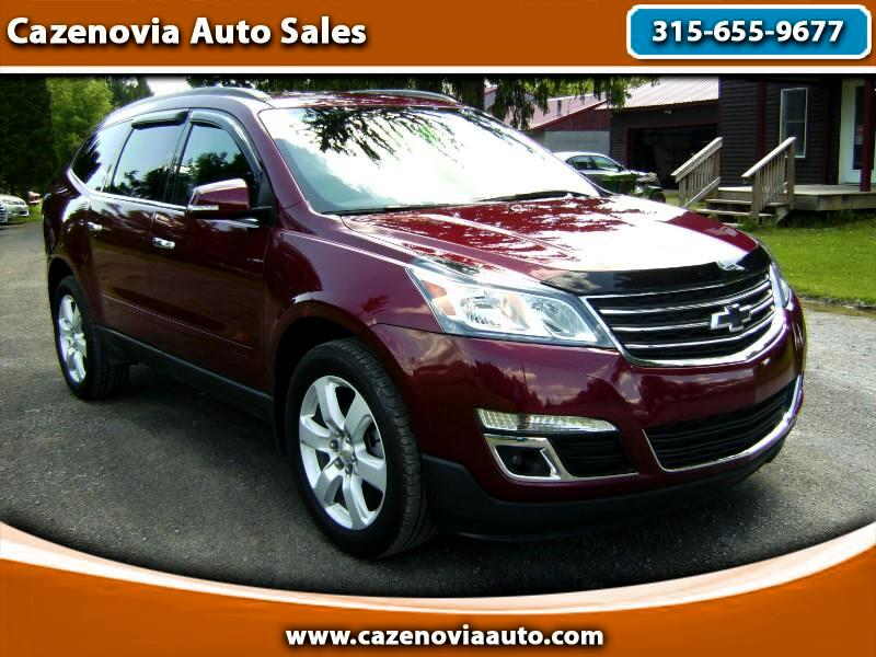 2016 Chevrolet Traverse 1LT AWD