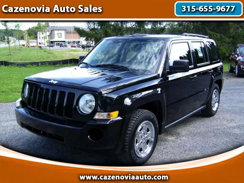 Jeep Patriot Sport 4WD 2010