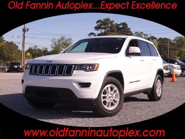 2018 Jeep Grand Cherokee 4x2 Altitude 4dr SUV