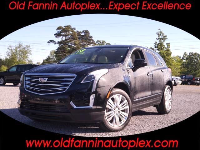 2018 Cadillac XT5 Premium Luxury 4dr SUV
