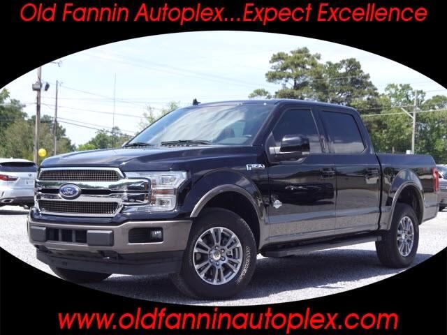 2018 Ford F-150 4x4 King Ranch 4dr SuperCrew 5.5 ft. SB