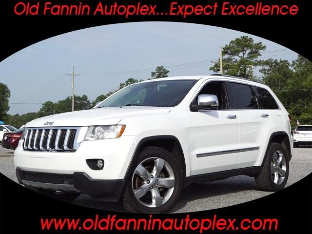 2013 Jeep Grand Cherokee 4x2 Limited 4dr SUV