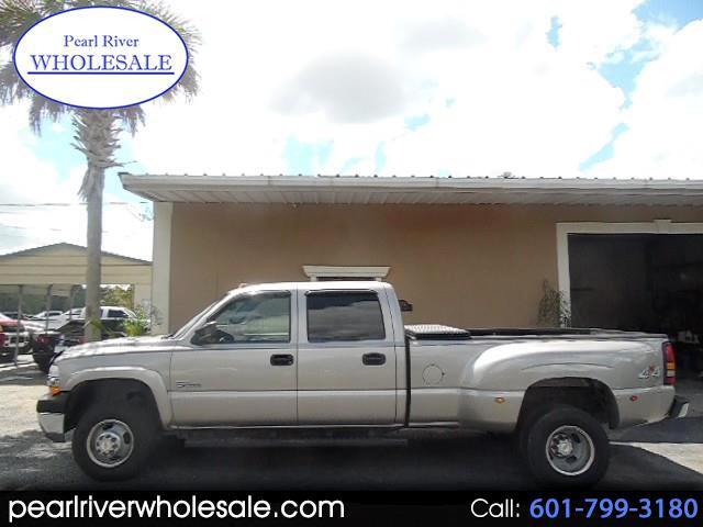 2001 Chevrolet Silverado 3500 Crew Cab 4WD