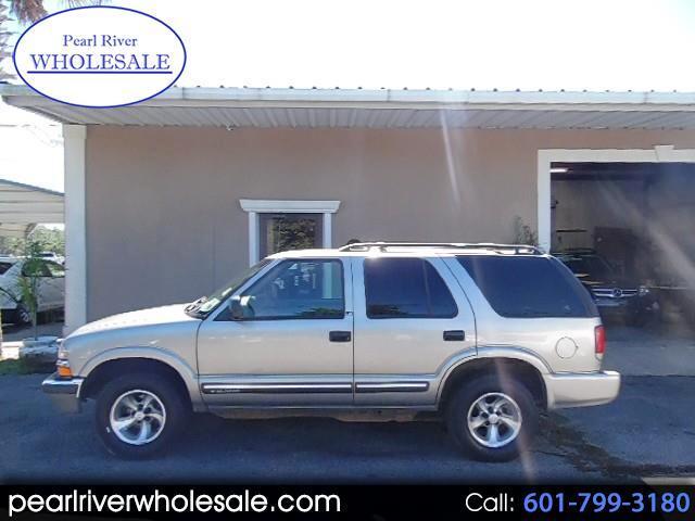 2000 Chevrolet Blazer LS 4-Door 2WD