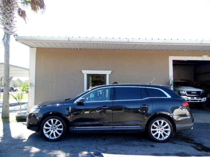 2010 Lincoln MKT FWD