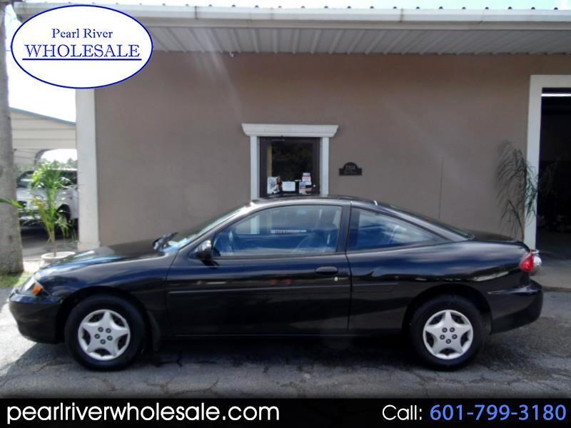 2003 Chevrolet Cavalier Coupe