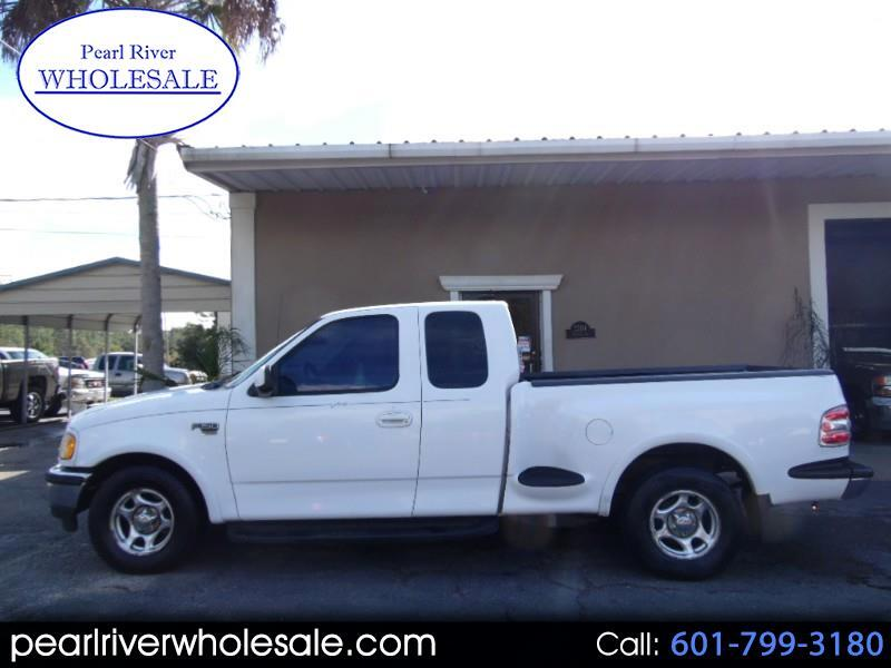 1998 Ford F-150 Lariat SuperCab Flareside 2WD