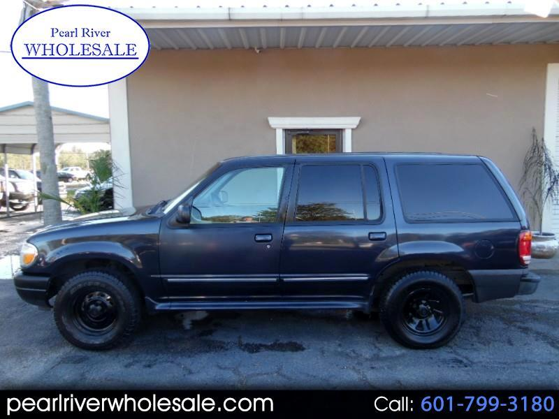 2000 Ford Explorer XL 4WD