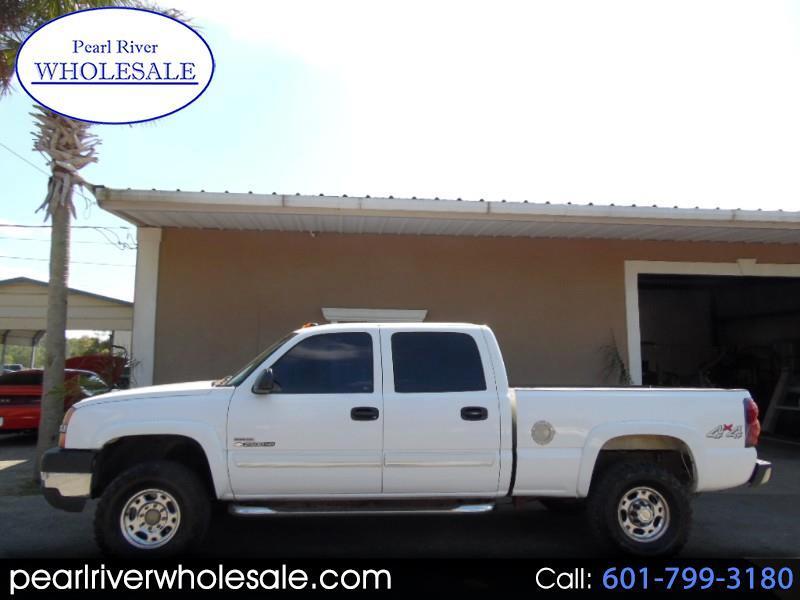 2004 Chevrolet Silverado 2500HD Crew Cab 4WD