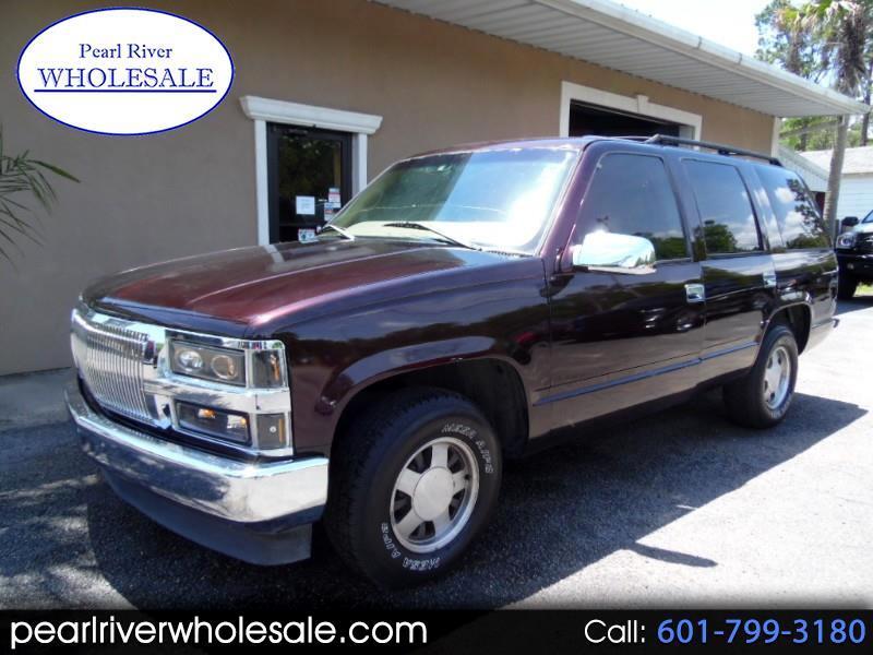 1998 Chevrolet Tahoe 4-Door 2WD