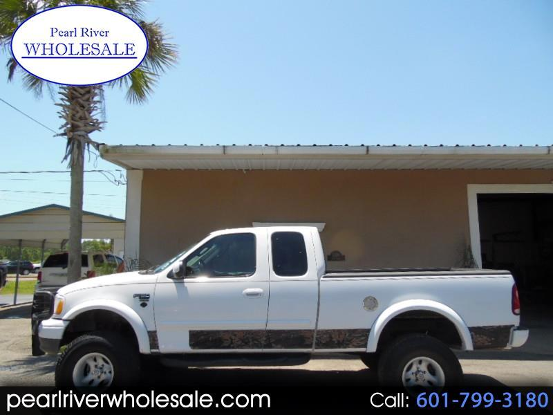 2003 Ford F-150 FX2 SuperCrew 5.5-ft. Bed 2WD