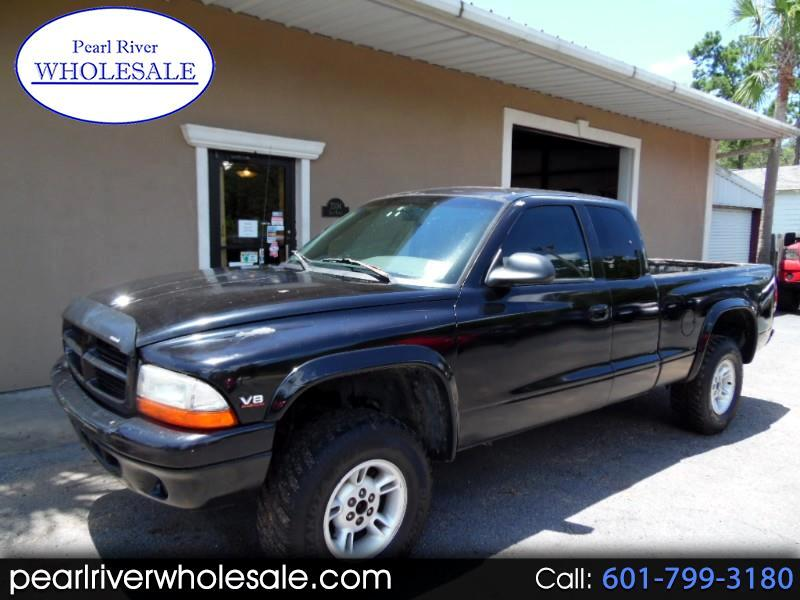 1997 Dodge Dakota Club Cab 4WD