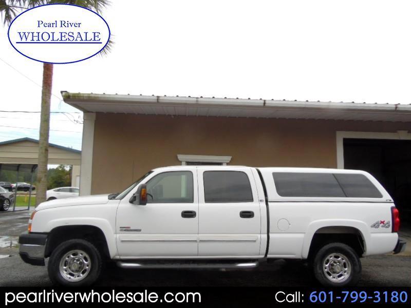 """2005 Chevrolet Silverado 2500HD 4WD Crew Cab 167"""" LT"""