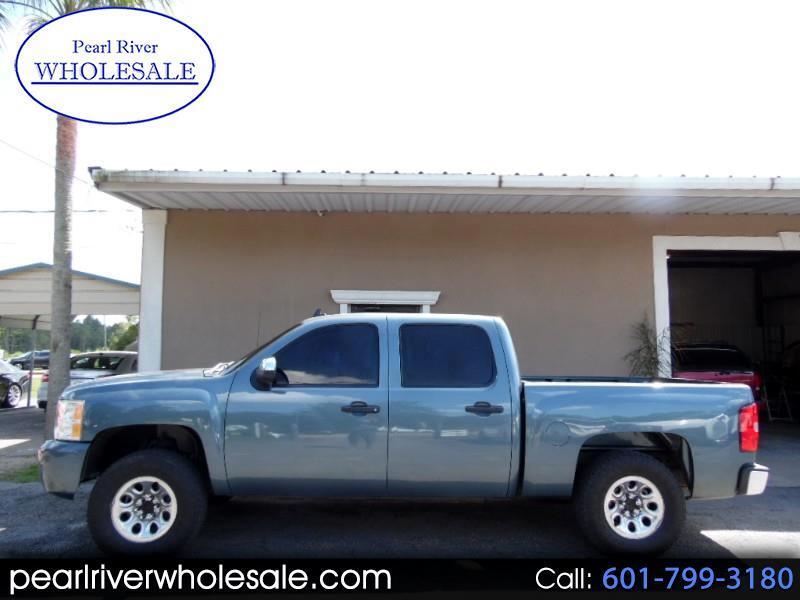 2007 Chevrolet Silverado 1500 LS Crew Cab