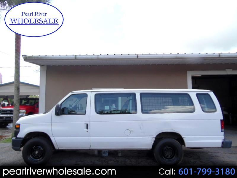 Ford Econoline E350 Super Duty Extended 2008