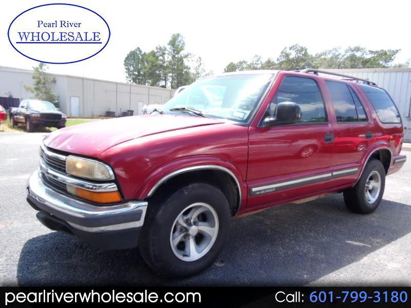 1998 Chevrolet Blazer 4-Door 2WD