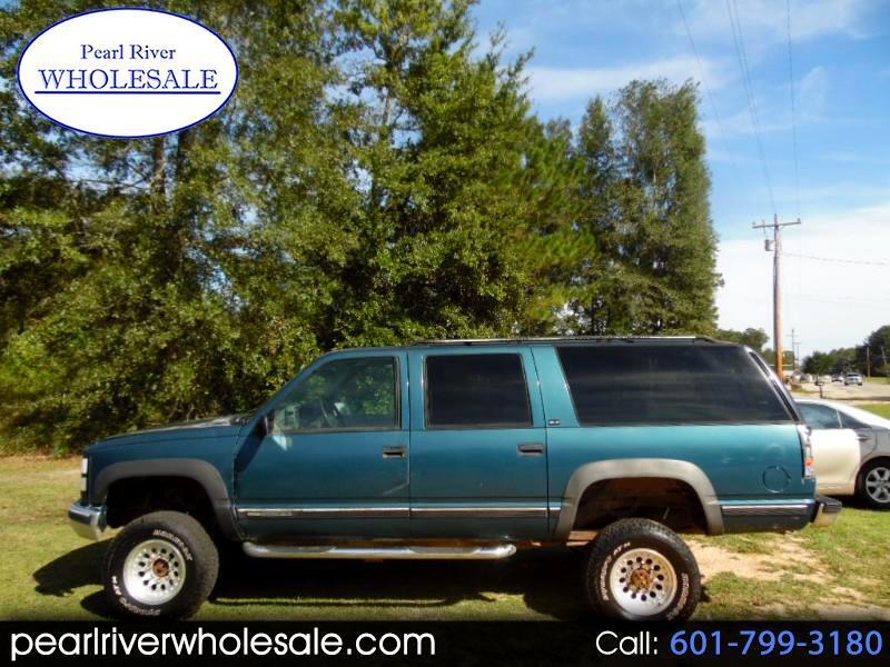 1994 GMC Suburban 2500 4WD