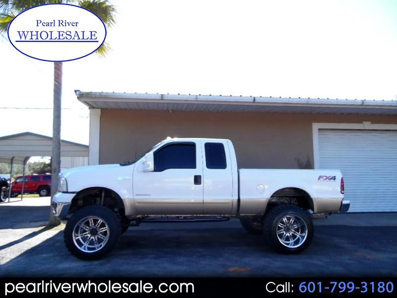 Ford F-250 SD Lariat SuperCab Short Bed 4WD 2000